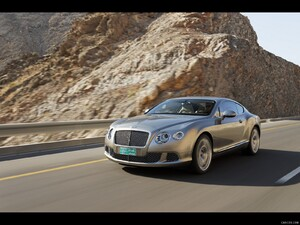Bentley Continental GT Liquid Mercury - Picture # 3