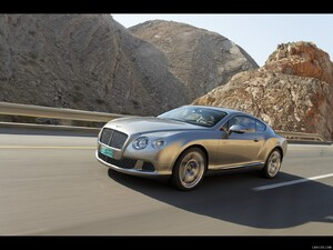 Bentley Continental GT Liquid Mercury - Picture # 5