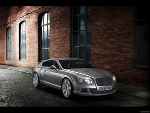 Bentley Continental GT  - Front Right Quarter  - Picture # 79