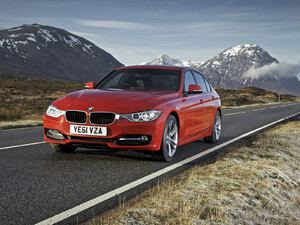 2012 BMW 3-Series UK-Version 320d Sport - Front - Picture # 1