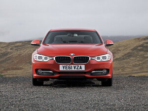 2012 BMW 3-Series UK-Version 320d Sport - Front - Picture # 5