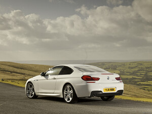 2012 BMW 640d  - Rear - Picture # 10