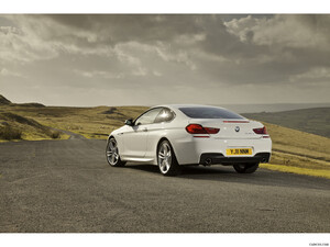 2012 BMW 640d  - Rear - Picture # 11