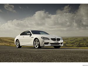 2012 BMW 640d  - Front - Picture # 1