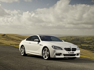 2012 BMW 640d  - Front - Picture # 3