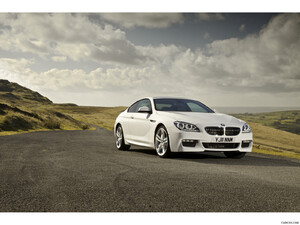 2012 BMW 640d  - Front - Picture # 4