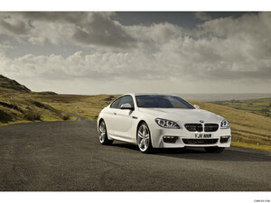 2012 BMW 640d  - Front - Picture # 6