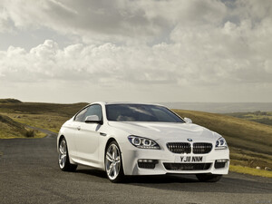 2012 BMW 640d  - Front - Picture # 7