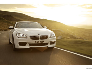 2012 BMW 640d  - Front - Picture # 86