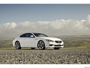 2012 BMW 640d  - Front - Picture # 89