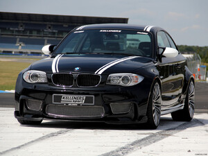 Kelleners Sport KS1-S based on BMW 1-Series M Coupe (2012)  - Front - Picture # 1