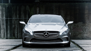 Mercedes-Benz Concept Style Coupe (2012)  - Front - Picture # 6