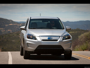 2012 Toyota RAV4 EV  - Front - Picture # 2