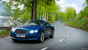 2013 Bentley Continental GT Speed  - Front - Picture # 11