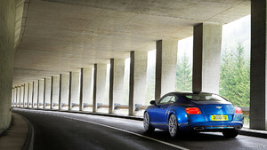 2013 Bentley Continental GT Speed  - Rear - Picture # 12