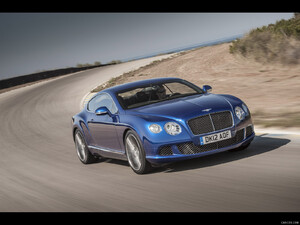 2013 Bentley Continental GT Speed  - Front - Picture # 1