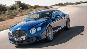 2013 Bentley Continental GT Speed  - Front - Picture # 3