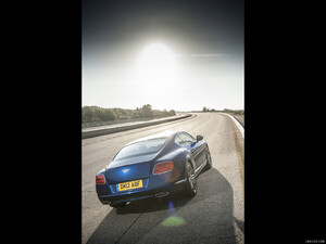 2013 Bentley Continental GT Speed  - Rear - Picture # 4