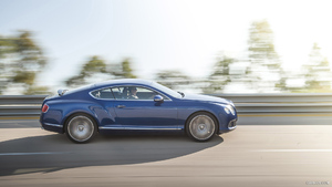 2013 Bentley Continental GT Speed  - Side - Picture # 6