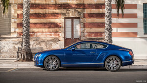 2013 Bentley Continental GT Speed  - Side - Picture # 7