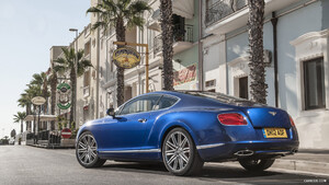 2013 Bentley Continental GT Speed  - Rear - Picture # 8