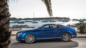 2013 Bentley Continental GT Speed  - Side - Picture # 9