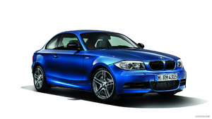 2013 BMW 135is Coupe - Front - Picture # 3