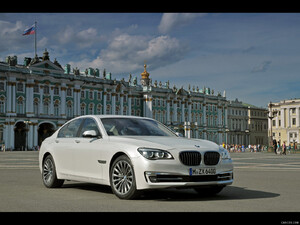 2013 BMW 7-Series  - Front - Picture # 11
