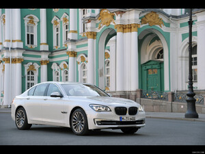 2013 BMW 7-Series  - Front - Picture # 1