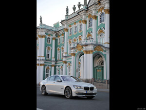 2013 BMW 7-Series  - Front - Picture # 6