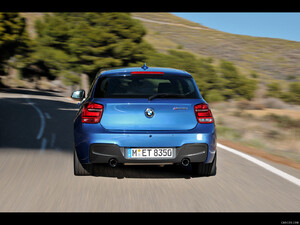 2013 BMW M135i  - Rear - Picture # 3