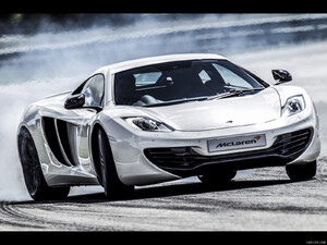 2013 McLaren MP4-12C On Track - Front - Picture # 2