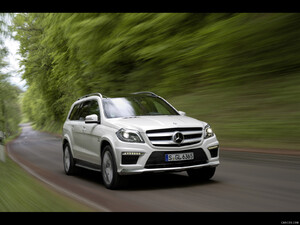 2013 Mercedes-Benz GL63 AMG  - Front - Picture # 1