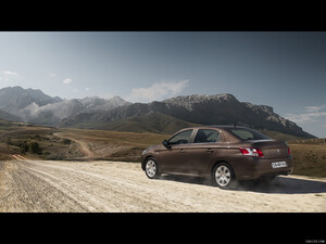 2013 Peugeot 301  - Side - Picture # 3