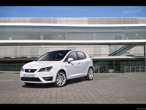 2013 Seat Ibiza  - Front - Picture # 7