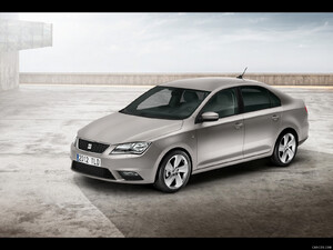 2013 SEAT Toledo  - Front - Picture # 1