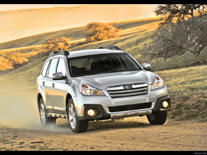 2013 Subaru Outback  - Front - Picture # 4
