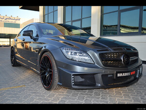BRABUS 850 6.0 Biturbo based on Mercedes-Benz CLS63 AMG (2014)  - Front - Picture # 1