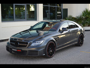 BRABUS 850 6.0 Biturbo based on Mercedes-Benz CLS63 AMG (2014)  - Front - Picture # 2