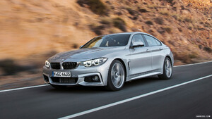 2015 BMW 4Series Gran Coupe M Sport package  Front  HD
