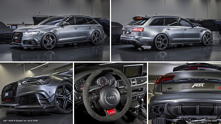 2015 Abt Rs6 R Based On Audi Rs6 Caricos Com