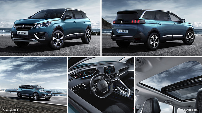 2017 peugeot 5008 suv revealed car news carsguide - Photos Gt Peugeot Gt 3008 Gt Gt Girl Picture