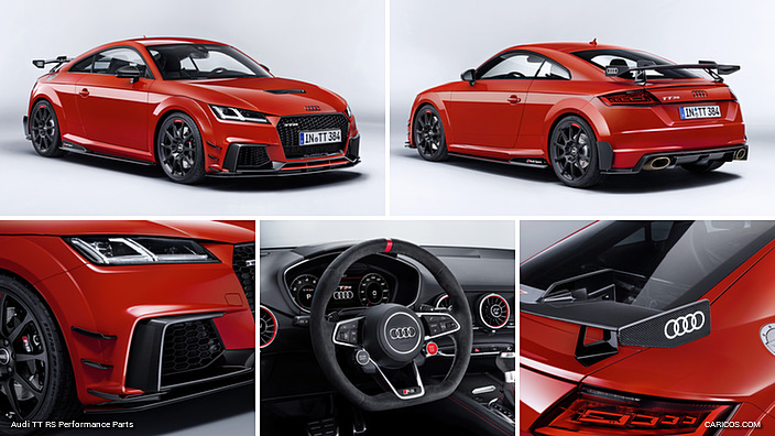 2018 audi tt rs performance parts. Black Bedroom Furniture Sets. Home Design Ideas