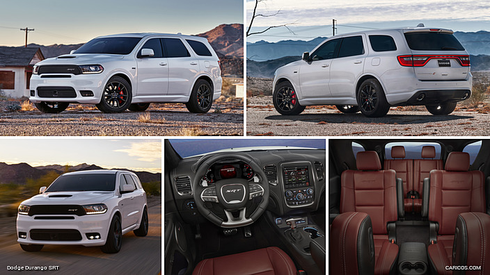 2018 dodge srt durango. brilliant durango performance at its core on 2018 dodge srt durango