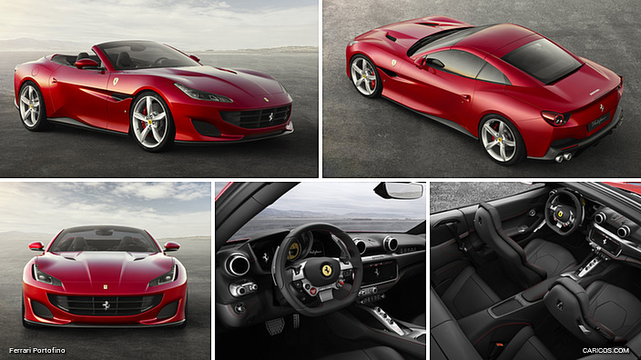 2018 ferrari portofino white. beautiful 2018 design u0026 aerodynamics on 2018 ferrari portofino white n