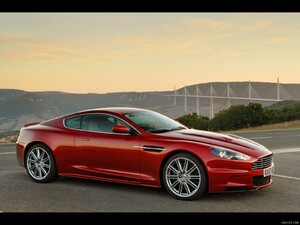 2009 Aston Martin DBS Infa Red