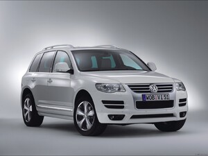 2009 Volkswagen Touareg North Sails