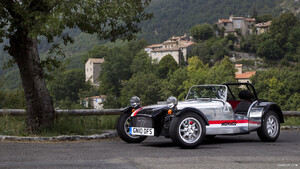 2010 Caterham Seven Roadsport 125 Monaco Special Edition