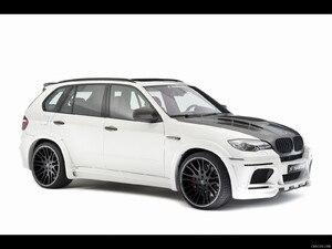 2010 HAMANN Flash Evo M based on BMW X5 M