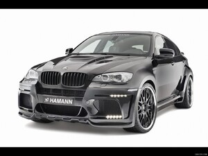 2010 HAMANN Tycoon Evo M based on BMW X6 M